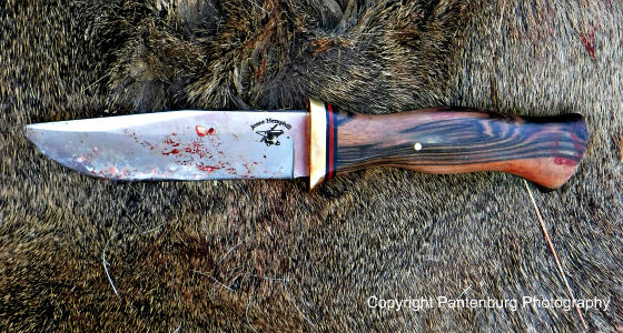 best hunting knives, Town Creek, Hemphill Knives