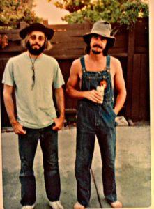 Leon and john, mountainview