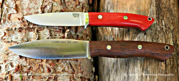 Bark River Knives, bobcat, tundra, best knives for deer hunting