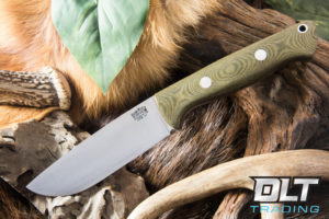 ext-2, Bark river knives. best deer hunting knife