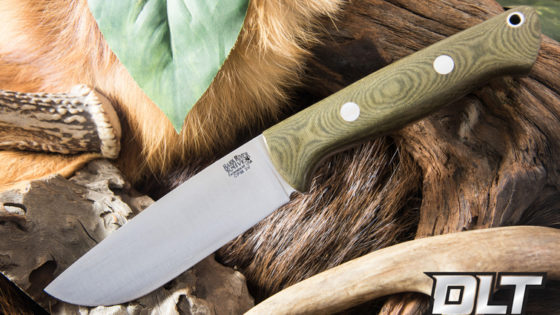 ext-2, Bark river knives. best deer hunting knife