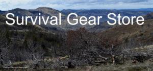 survival gear store, survival gear