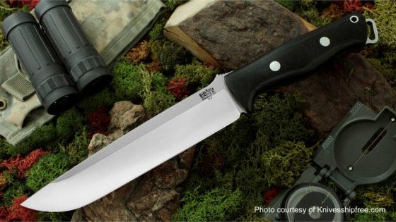 Bravo 2, best all around knife