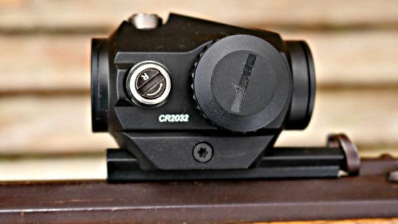 vortex red dot, best black powder rifle sight