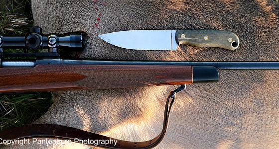 dry creek scout II, best wilderness knife