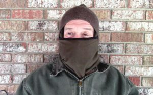 BioScarf, winter hat