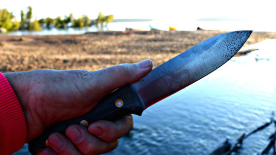 L t Wright knives, gen 5