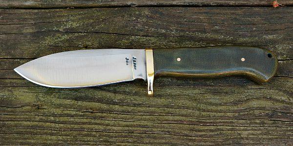 Jesse Hemphill, custom knives, scs Pantenburg