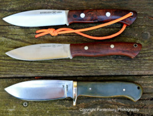 ambush tundra, bark river knives, best hunting knife