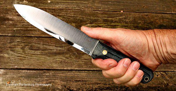 The Best Survival Knife: The Cold Steel SRK?