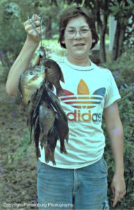 crappie chowder, panfish, Mississippi River
