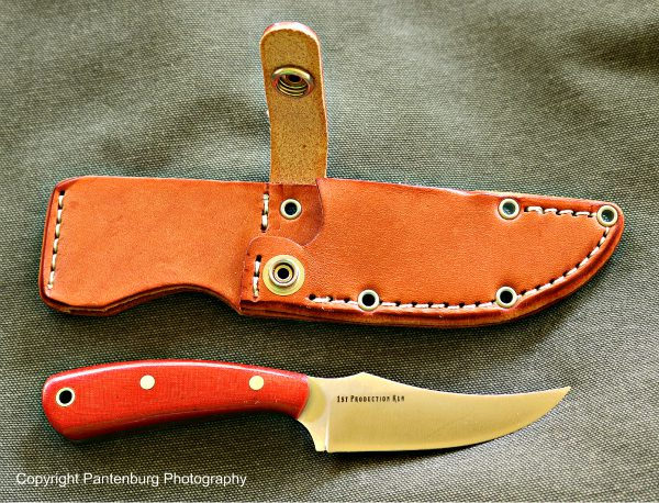 bark river knives, fingerling