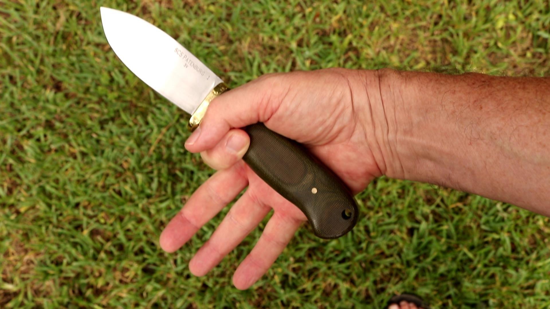 Hemphill knives, SCS Pantenburg