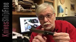 Mike Stewart, bark river knives