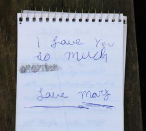 mary note