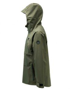 The Beretta Action Packable rain jacket.